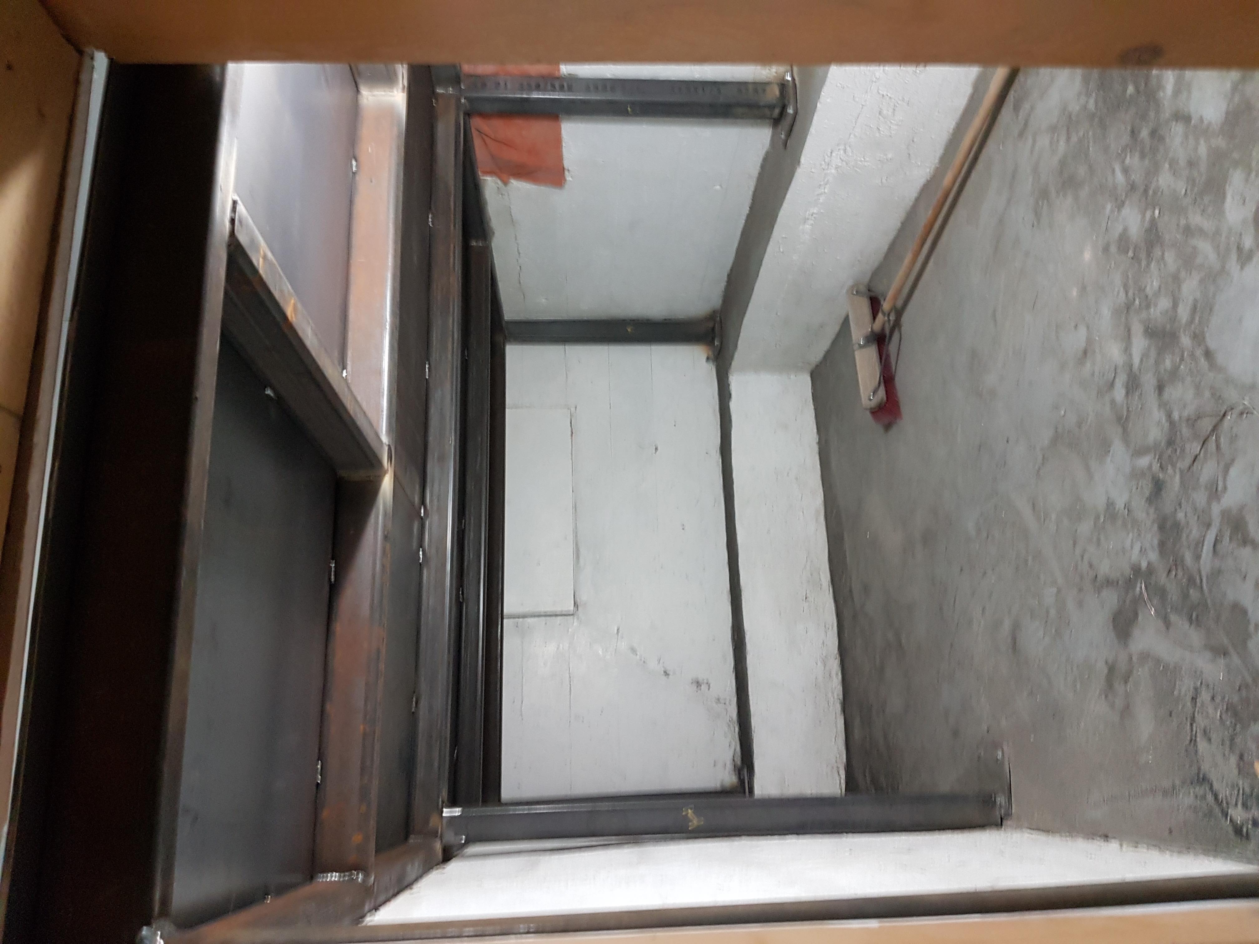 Reinforced floor