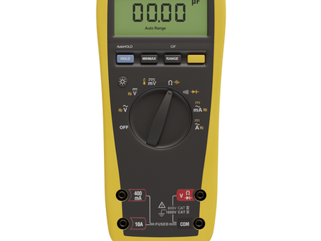 Measuring Capacitance With Multimeter