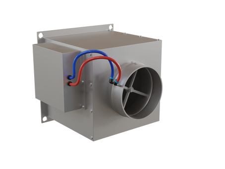 Air Handling Units Explained - Diagrams, Types of AHU