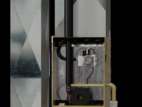 Residential Maintenence: Inspect & Clean Air Handler
