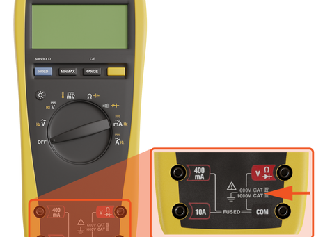 Multimeter Safety