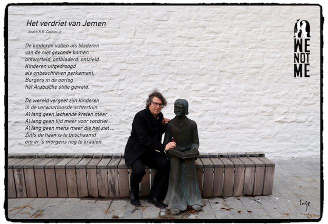 Yemen poem by André RR Caulier Jr