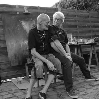 Renaat & Tom IN DIALOGUE