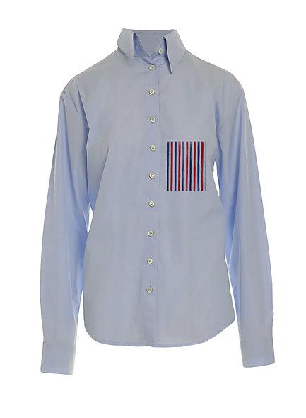 Blue Fantasy Shirt