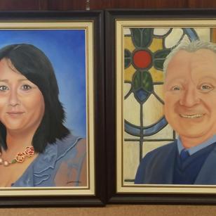 School Principal Portraits