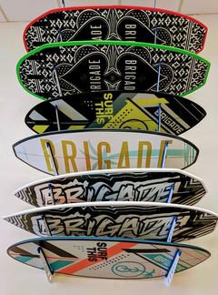 Brigade Boards