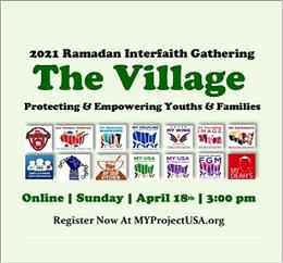 The Village - Ramadan Interfaith Gathering 2021
