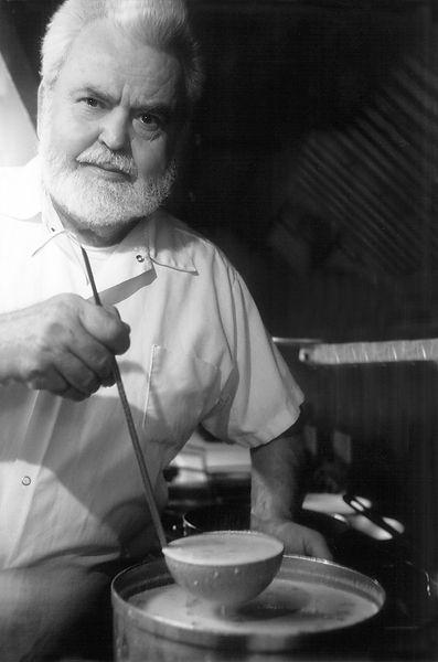 Chef Sigmund with ladel (BandW).jpg