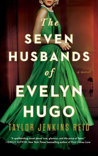 7 Husbands of Evelyn Hugo cover