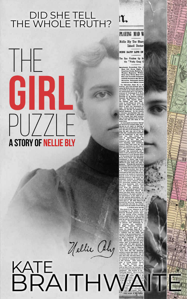 The Girl Puzzle cover