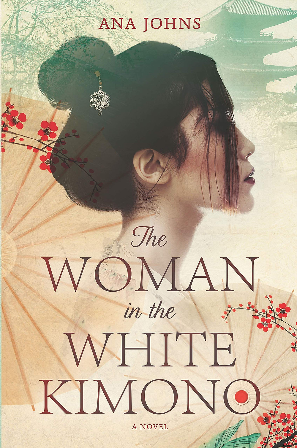 Woman in the White Kimono cover