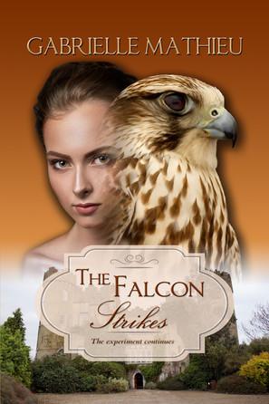 The Falcon Strikes cover