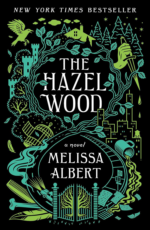Hazel Wood cover