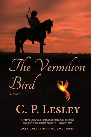 The Vermilion Bird cover