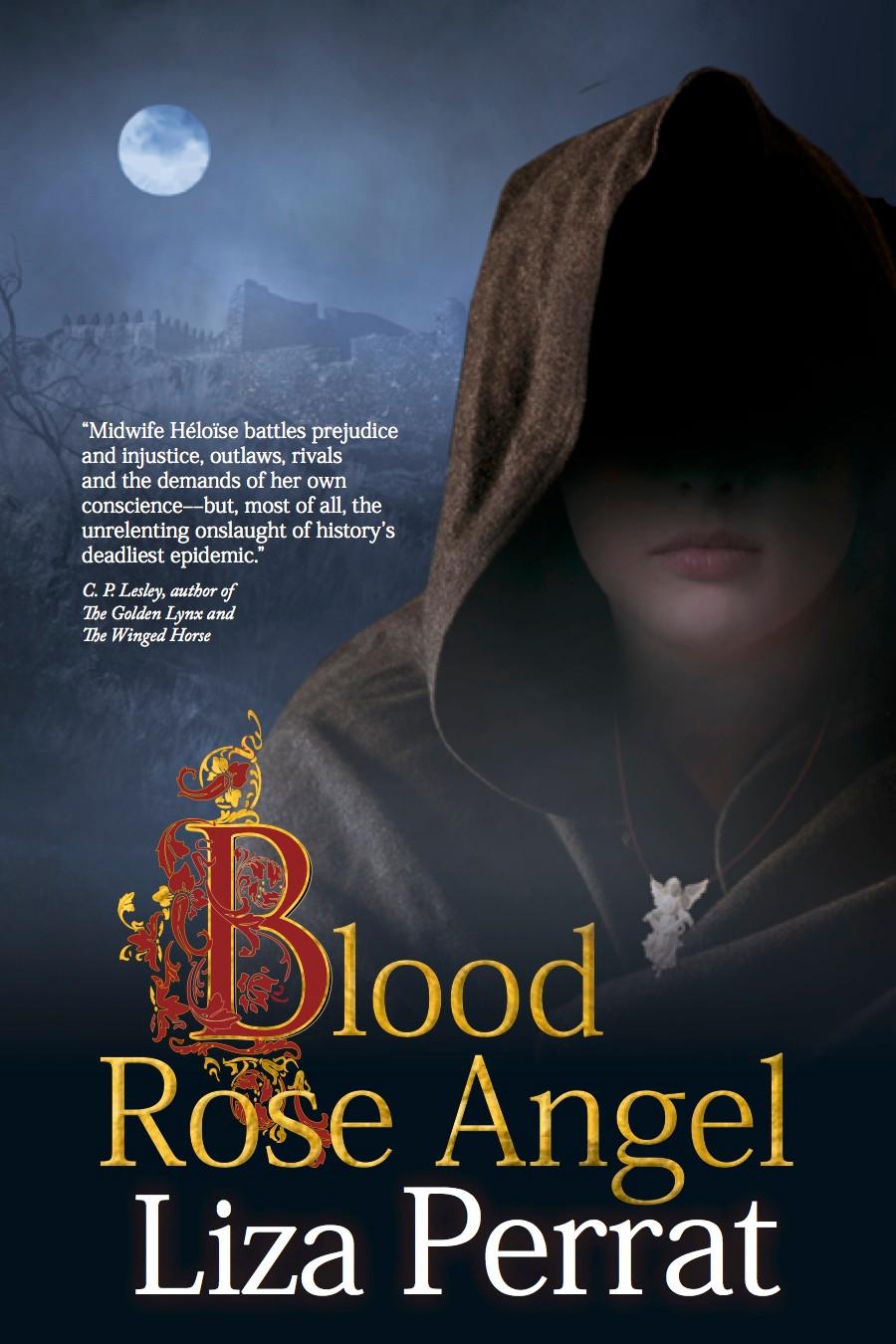 Blood Rose Angel, Liza Perrat