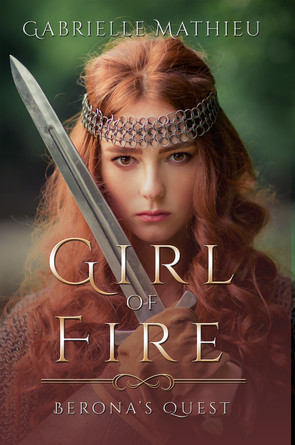 Girl of Fire cover
