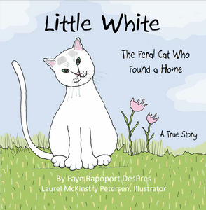 Little White: The Feral Cat cover