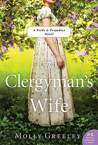The Clergyman's Wife cover