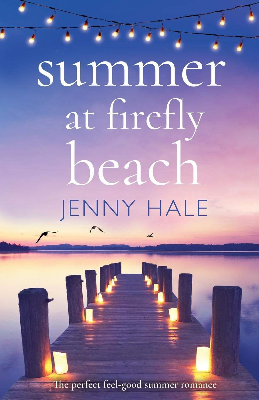 Summer at Firefly Beach cover