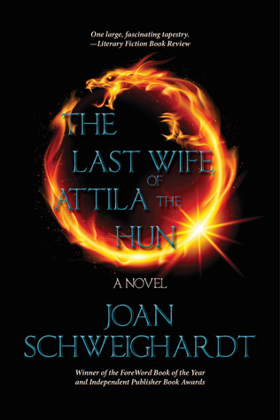 The Last Wife of Attila the Hun cover