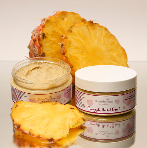 Pineapple Facial Scrub