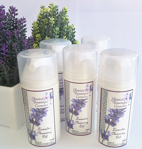 Lavender Cleansing Oil
