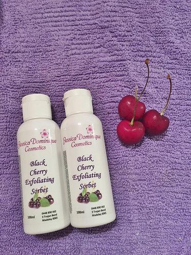 Black Cherry Exfoliating Sorbet