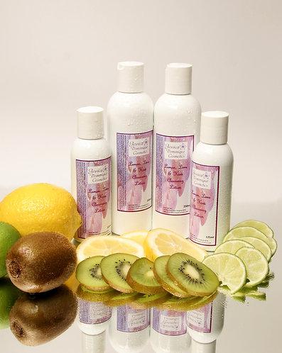 Lemon, Lime & Kiwi Cleansing Lotion