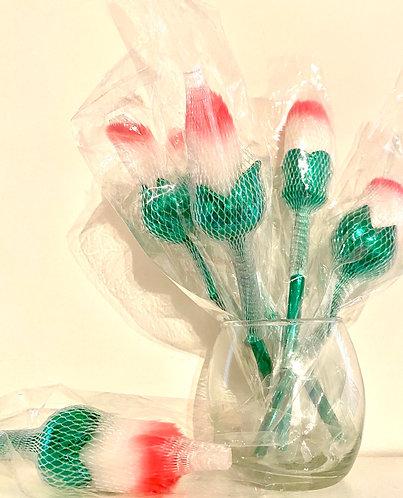 Rose Makeup Brush