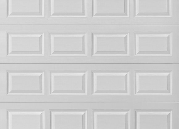 Raised Panel 8'x7' Non-Insulated Garage Door