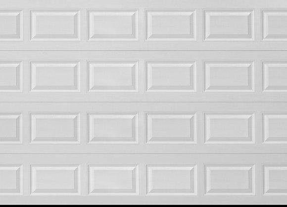 Raised Panel 16'x7' Non-Insulated Garage Door