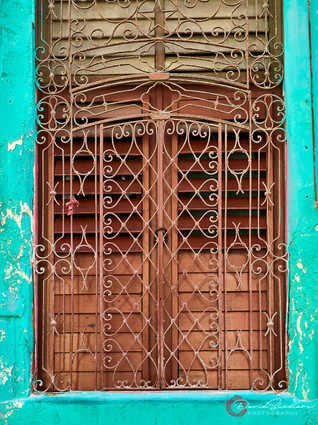 Architectural Details - Trinidad