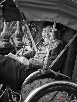 Rickshaw Rick
