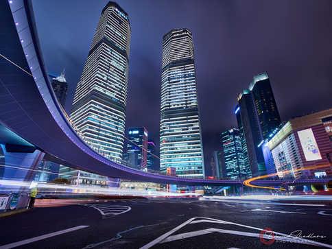 Shanghai Nightscape
