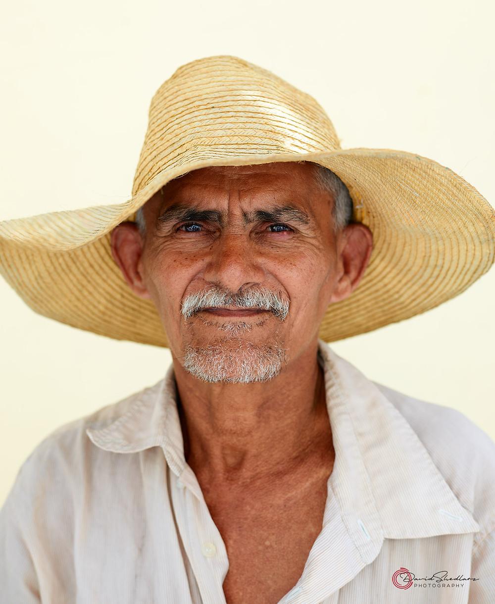 Cuban Gentleman - Cuba | David Shedlarz Photography