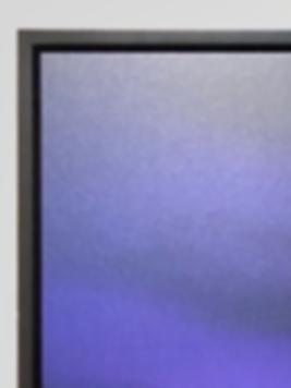 Custom black Maple Frame for all Acrylic