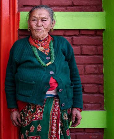 Bejeweled Nepal