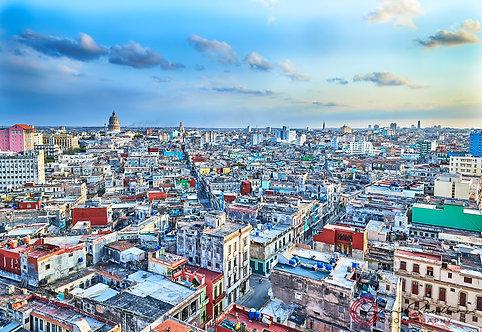 Havana at Dusk