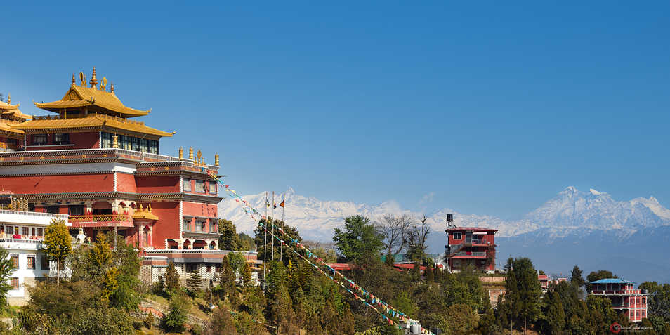 Namo Buddha Temple