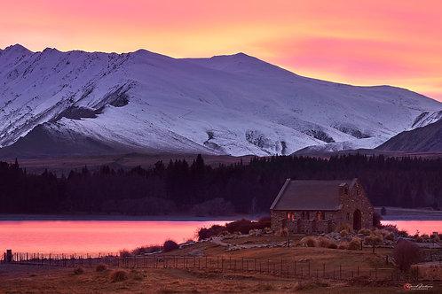 Sunrise Over Good Shepherd