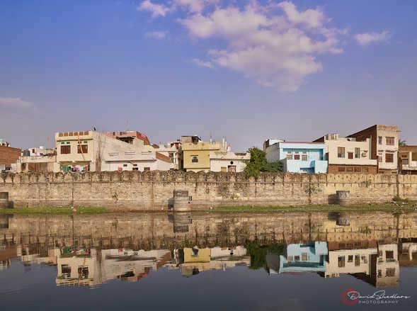 City Wall Udaipur