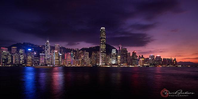 Hong Kong Afterglow
