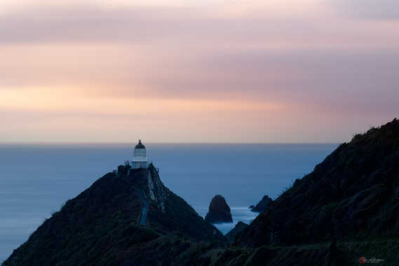 Sunrise Over Nugget Point