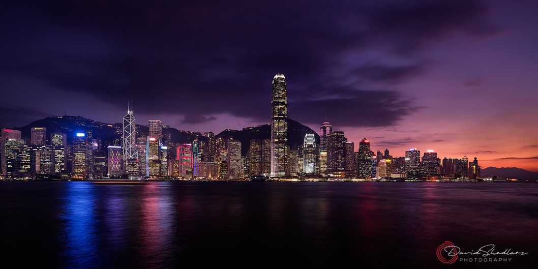 Hong Kong Afterglow