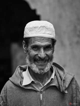 Smiles in Fez