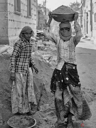 Female Construction Workers