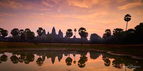 Angkor Watt Sunrise II