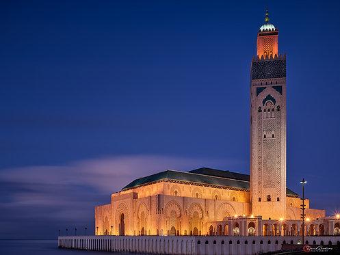 Magical Mosque Hassan II