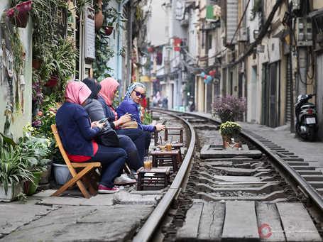 Train Track Café