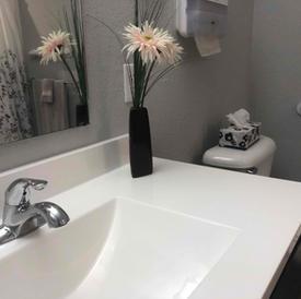 Suite Restroom Faucet